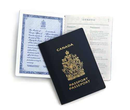 Canadian passport travel insurance