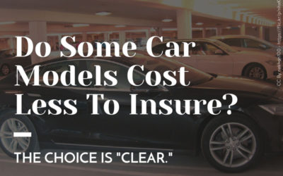 Do Some Car Models Cost Less To Insure?